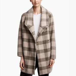 James Perse Cocoon Coat NWT